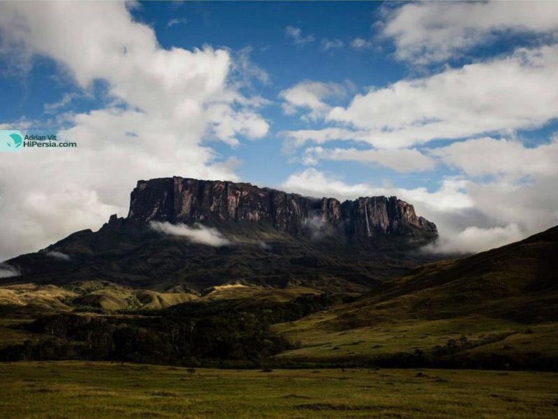 قله Roraima در برزیل